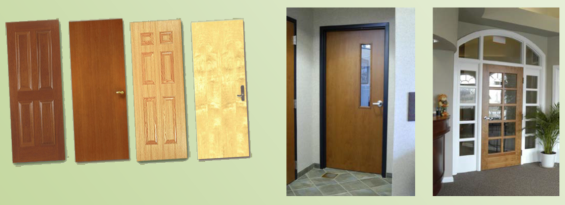 Wood Doors Amp Frames The Largest Selection Of Residential
